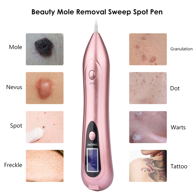 9 Modes Laser Tattoo Removal Pen