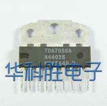 TDA7056A TDA7056 ZIP9 foot audio audio amplifier chip IC module line IC