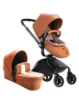 Чехол одеть Ткань 2 в 1 или 3 в 1 путешествия Системы, высокая пейзаж, складная детская коляска с мешками хранения коляски F90