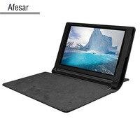 For Yoga Tablet 3 8 Case Ultra Slim Lightweight Folio Cover Case For 2015 Released Lenovo