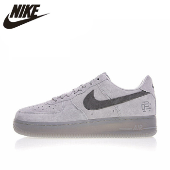 more photos dfd45 dc630 Original Authentic Air Force 1 Low x Reigning Champ Men  39 s—Free