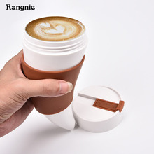 Kreative Ziege Hörnern wikingerhelm hörner edelstahl isolierte becher Becher Kaffeetasse Paar Reisen Tasse Vakuum ThermoWater Flasche