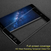 For nubia Z17 Glass Screen Protector iMAK Full coverage Tempered Glass Protective Film For nubia Z17 Glas Film