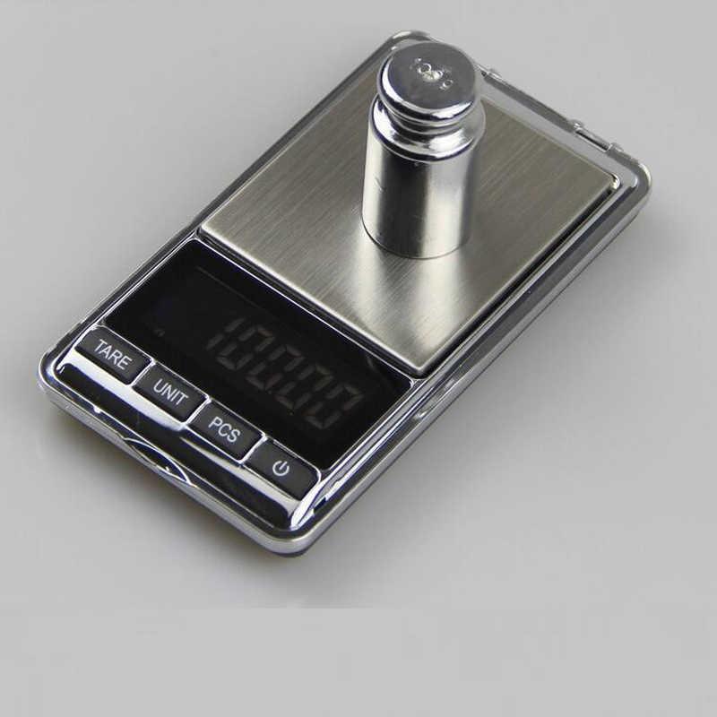 Новинка 0,01 г 200 г Грамм Электронные цифровые весы весовые весы ювелирные карманные весы