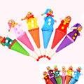 1 Шт. Случайный Стиль Белл Скрыть Искать Всплывающие Телескопические Детские Развивающие Игрушки Стороны Марионеточных телескопические палки куклы