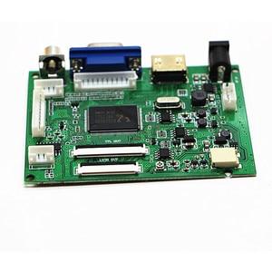 Image 5 - HDMI+VGA+ 2AV+Audio 40pin 50pin LCD Driver Controller Board Kit for Panel AT065TN14/AT070TN90/AT070TN92/AT070TN94/AT090TN10