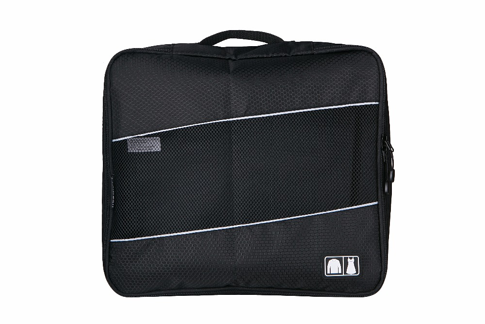 Travel Luggage Bag Travel Organizer Packing Cubes Set Breathable Mesh Waterproof Packing Duffle Bag Carry on Suitcase Travel Bag
