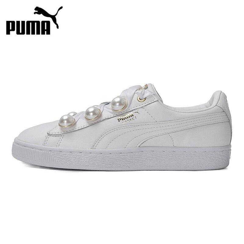 Nouveauté originale 2018 PUMA Basket Bling chaussures de skate femme baskets