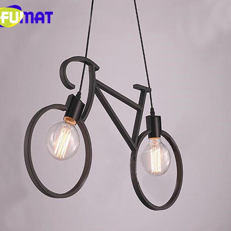 Bicycle Pendant Light 19