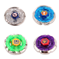 Fusion 4D 4 Gyro Beyblade Metal Spinning Beyblade Sets  For Sale Kids Toys Gifts Box Fight Master Beyblade String Launcher Grip