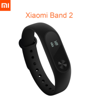 Original Xiaomi Mi Band 2 In Stock Smart Wristband Bracelet Band2 IP67 OLED Screen Step Touchpad