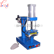 1pc 110 220V 550w air cap press machine pneumatic heat press machine