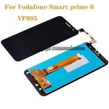 """5.0"""" for Vodafone Smart prime6 VF-895 LCD VF895 VF895N display handwriting touch screen components mobile phone repair parts"""