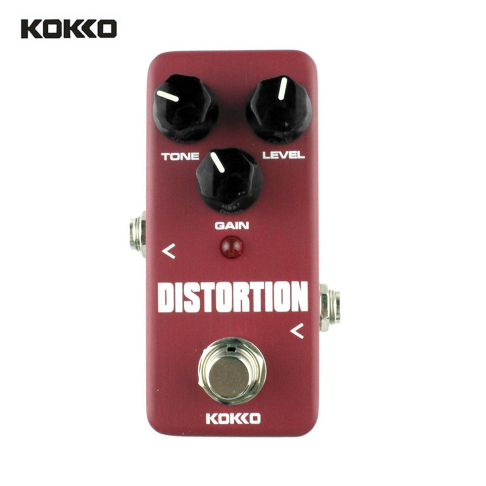 KOKKO FTN2 TUNER MINI Carbon Copy Analog Delay Mini Analog Delay Guitar Effect Pedal True Bypass Zinc-aluminium Alloy New Hot aroma adr 3 dumbler amp simulator guitar effect pedal mini single pedals with true bypass aluminium alloy guitar accessories