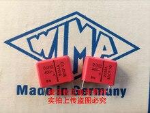2019 hot sale 10pcs/20pcs German capacitor WIMA MKP10 400V 0.082UF 823 82n P: 15mm Audio free shipping