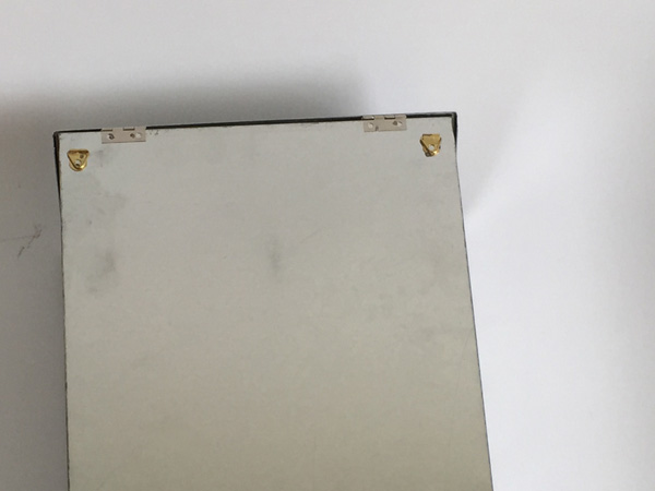 Cheap Pure Silvery Color Mailbox Tin Box Post Box Newpaper Box Mail box SF-115S