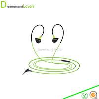 Dreamersandlovers In Ear Earbuds Headphone With Mic Stereo Volume Control Running Sport Headset Earphone For IPhone