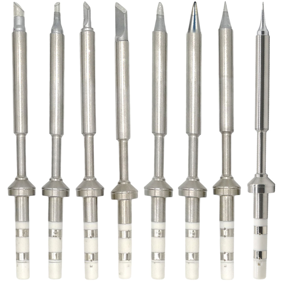 TS100 Soldering Iron Tips Lead Free Replacement Various Models Of Tip Electric Soldering Iron Tip