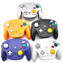 2.4 GHz Bluetooth Wireless Controller joystick Gamepad para Nintendo GameCube ngc para Wii