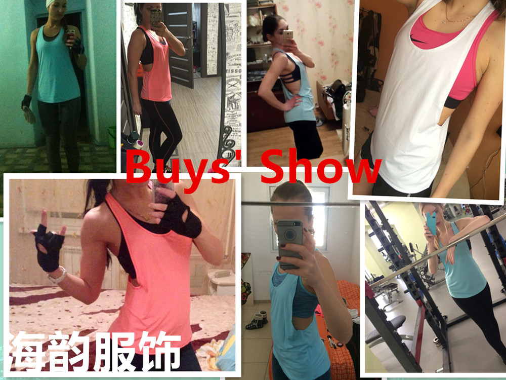 HTB1bpsfMXXXXXbnXFXXq6xXFXXXs - 8 Color Summer Sexy Sporting Women Tank Top Fitness Workout Tops Gyming Women Sleeveless Shirts Sporting Quick Drying Loose Vest