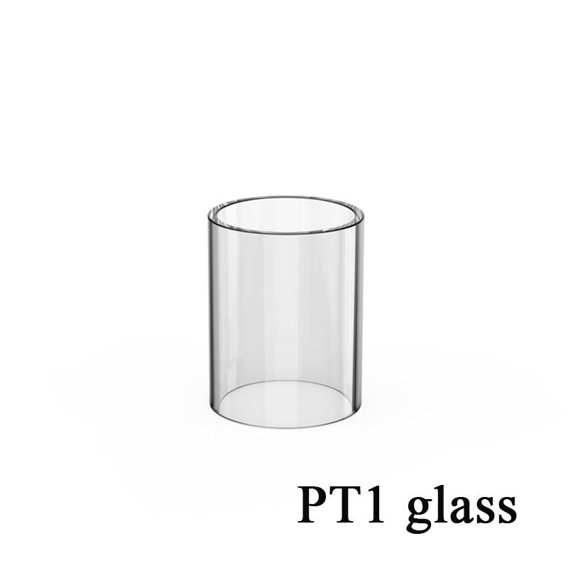 Original Vaptio P1 Tank Glass Tube Replacement Pyrex Glass Tube Is Suitable For 2.0ml Tank P1/P2/P1 TF KIT E-Cig Glass Tube