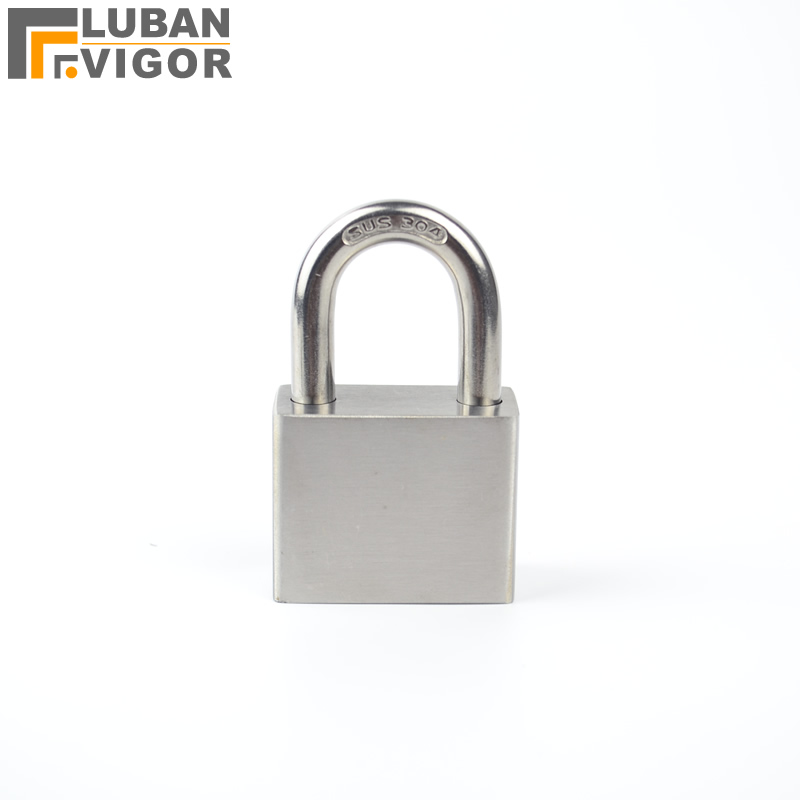 304 stainless steel padlock, outdoor special, Waterproof,no rust and corrosion,Anti-theft lock core,Can be customized LOGO