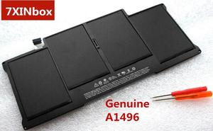 7XINbox7.6v 54.4Wh Genuine A1496 Laptop Battery for Apple MacBook Air 13
