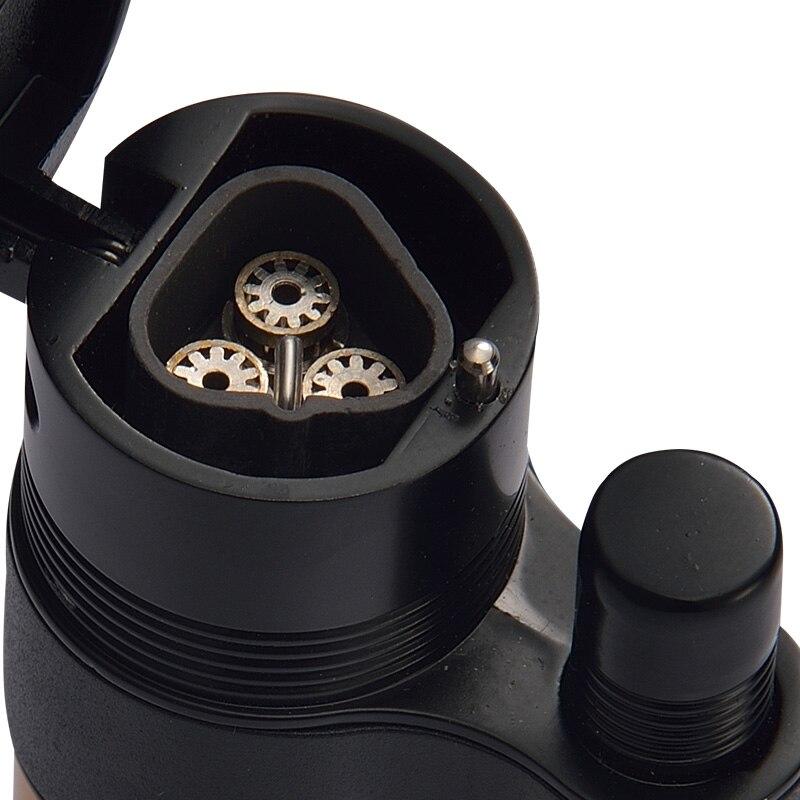 Купить с кэшбэком COHIBA Cigar Lighter wholesale butane windproof lighter CL-3232
