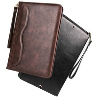 Luxury Auto Sleep Wake Smart Cover For IPad Mini 4 3 2 1 Case Portfolio Leather