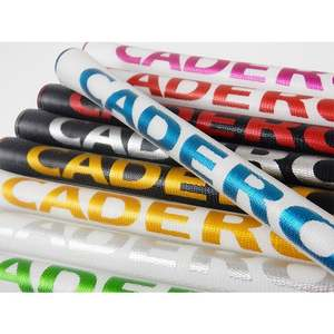 Golf-Grips Standard Club CADERO with Soft-Material 2X2 PENTAGON Transparent 10-Colors-Available
