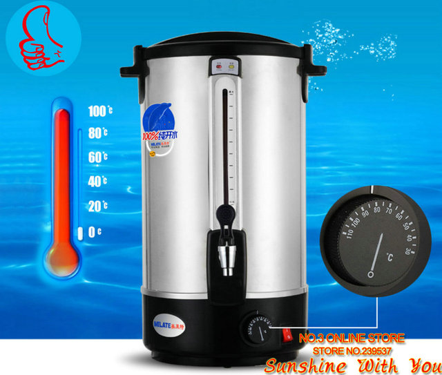 DHL ship hot home water boiler electric commercial water heating 30l ...