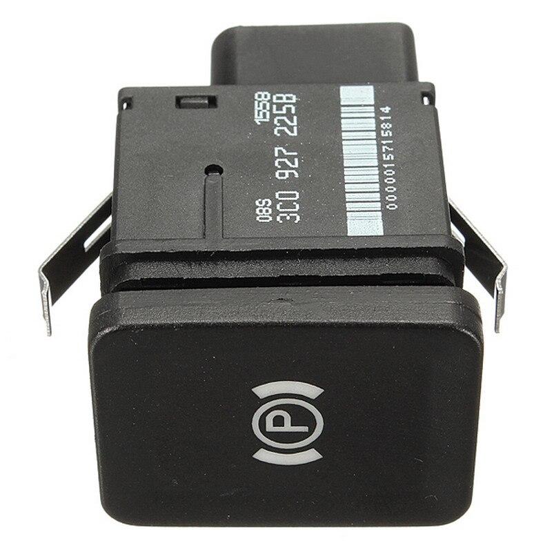 Coche OEM Interruptor de Botón Del Freno EPB 3C0927225B Para VW PASSAT B6 C6 3C2