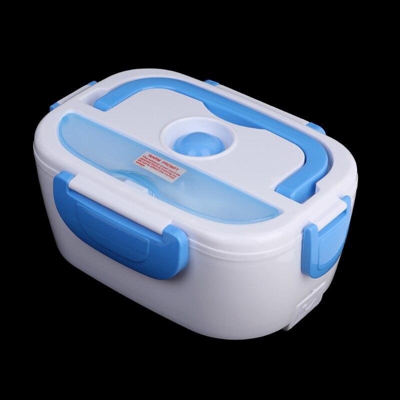 купить Portable Electric Heated Food Warmer Box Container Lunch Meal Lunchbox 110V US по цене 1270.19 рублей