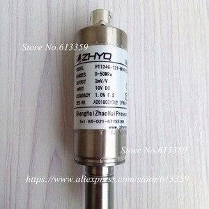Image 3 - ZHYQ PT124G 121 Melt High Temperature Pressure Sensors for Plastic Extruder 5 Pins & Indicator N70/N80/N90 220VAC Output 2 mV/V