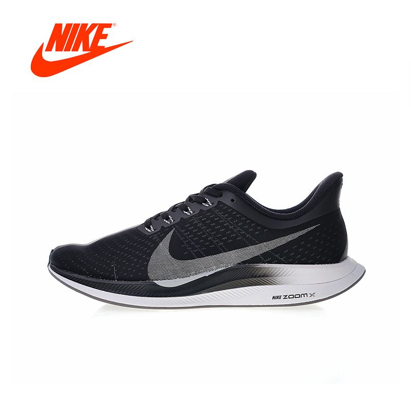 Original Authentic Nike Zoom Pegasus Turbo 35 Men's Sport Outdoor Running Shoes Sneakers Mesh Breathable Low Top Good Quality цена