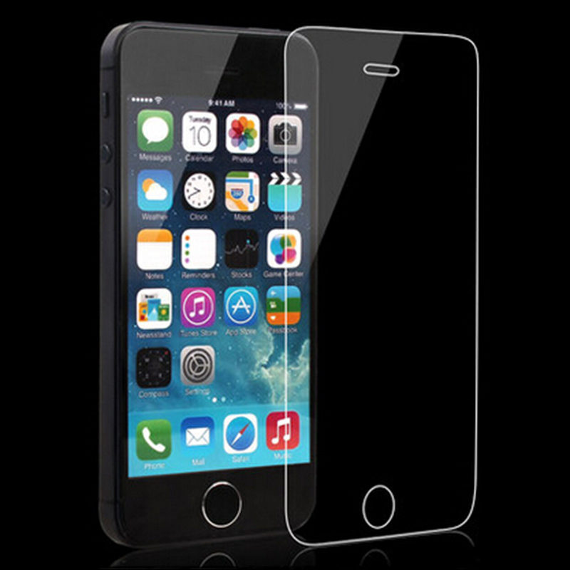 2.5d 9h Film Case For Iphone 5s 5c 5 Tempered Glass Hd Glass On For Iphone 5s Tempered Glass Protective Glass For Iphone 5s Se 5