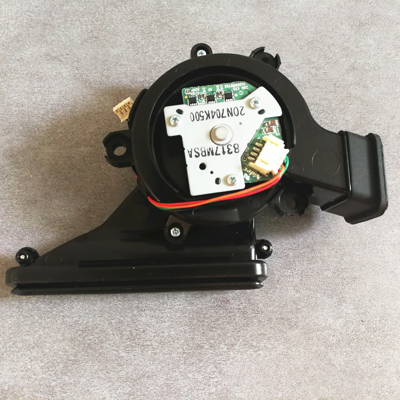 Main Engine Ventilator Motor Vacuum Cleaner Fan Motor For Ilife A4S A4 X432 A40 Robot Vacuum Cleaner Parts Replacement