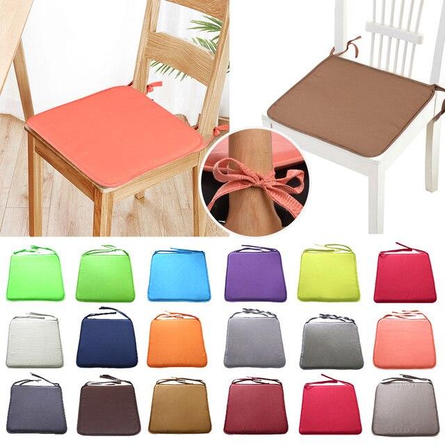 Urijk antideslizante Super suave silla cojín del asiento cojín de la silla de la cocina cena de silla de oficina asiento de venta al por mayor