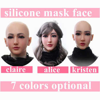 Artificial Human Skin Face Realistic Crossdresser Transgender Cosplay Disfigurement Repair Disguise Self Silicone breast forms - DISCOUNT ITEM  50% OFF All Category