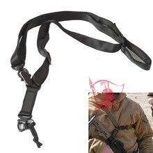(bk/tan/od) ant sling одна точка военный airsoft gun многофункциональный для