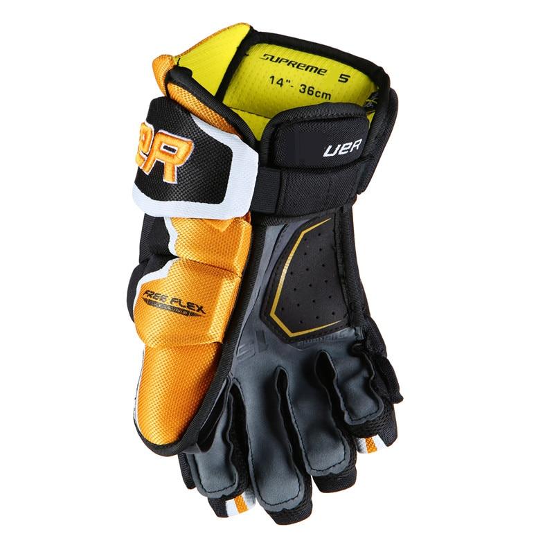 Ice Hockey Glove Outdoor Sporting Hockj Goods Floorball Roller Street Hockey Player Protective Gears Ice Hokkei Gloves Hot Sale