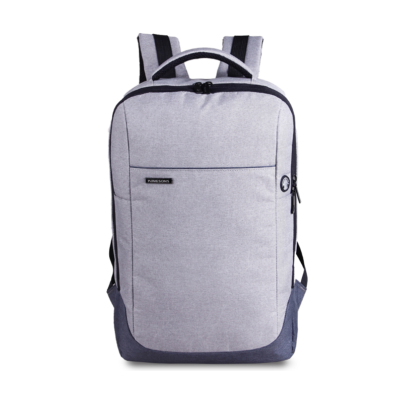 Kingsons 15 15.6 Laptop Backpack Anti-theft Nylon Schoolbag Notebook Bag Computer Backpacks School Satchel Travel Trip Rucksack army green men women laptop backpack 15 15 6inch rucksack school bag travel waterproof backpack men notebook computer bag black