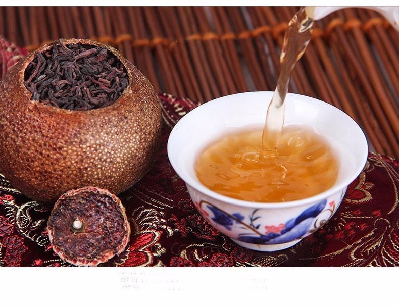 Чай пуэр Мини Туо Ча пуэр фото