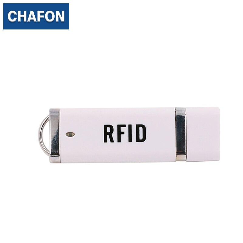 Güvenlik ve Koruma'ten Kontrol Kartı Okuyucuları'de CHAFON ISO14443A Rfid 13.56 MHz mini usb kart okuyucu yazar Mfare 1 k Mfare 4 k personel yönetimi için title=