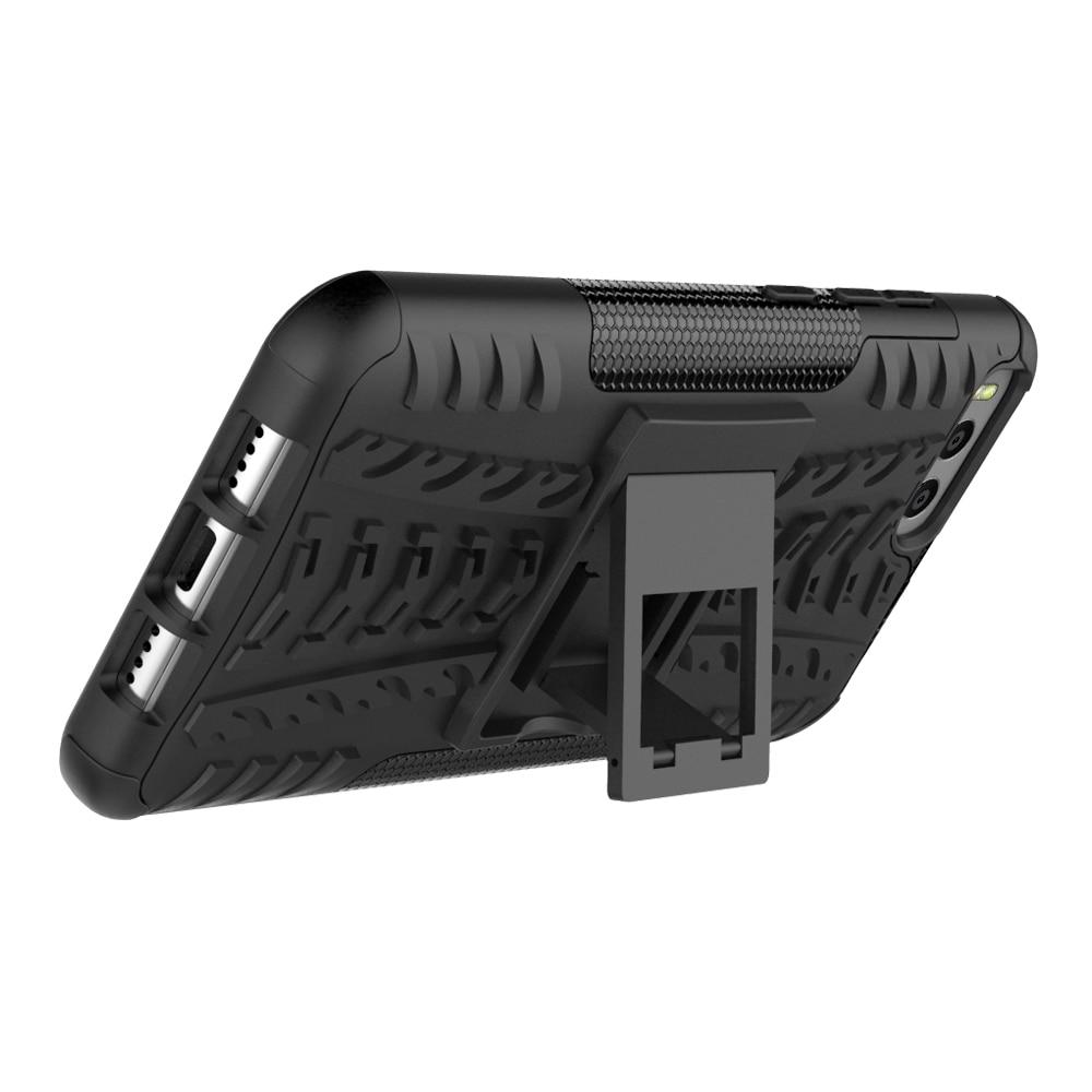 Xiaomi Mi 6 5.15inch Case Hybrid TPU + PC Armor med stativhårt - Reservdelar och tillbehör för mobiltelefoner - Foto 3