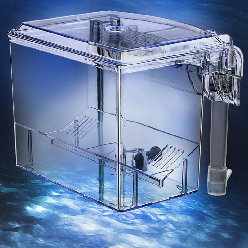 New arrival wall rack aquarium fish tank isolation box for Isolation container maritime