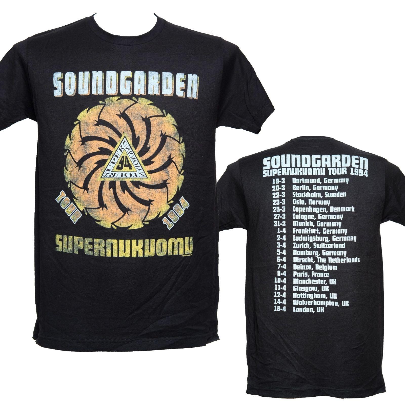 Badmotorfinger T-Shirt 3//4 Sleeve Cute Cotton Tee Black 5//6T Kids Soundgarden