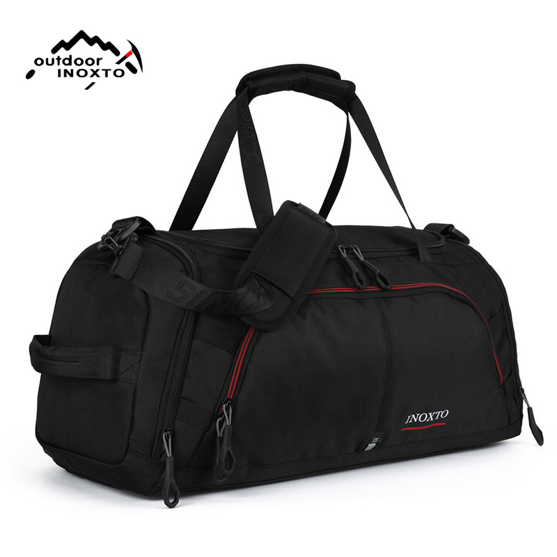 Travel Bag Large Capacity Men Hand Luggage Travel Duffle Bags  Weekend Bags Women Multifunctional Gym Bags