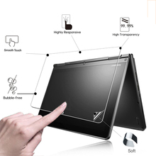 Greatest HD liquid crystal display Shiny display screen protector movie For Lenovo ThinkPad Yoga 260 12.5 inch pill ANti-Scratched Clear protecting movies