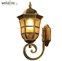 Durable Outdoor Waterproof Wall Light Balcony Corridor Porch Wall Lamp High Quality Outside Garden Led Lights
